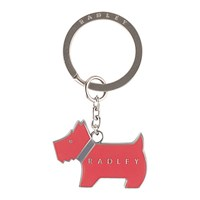 Radley Pageant Keyring Pink
