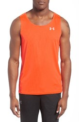 Under Armour Men's Coolswitch Tank Phoenix Fire