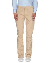 Happiness Trousers Casual Trousers Men Sand