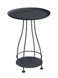 Fermob Happy Hours Table Black