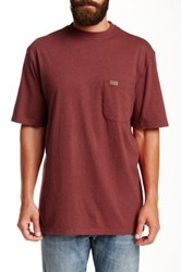 Pendleton Short Sleeve Deschutes Pocket Tee Pink