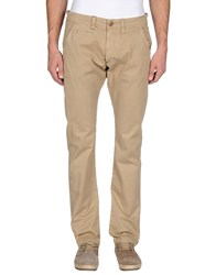 Sun 68 Trousers Casual Trousers Men Sand