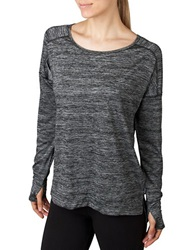 Jockey Jersey Tunic Top Deep Black