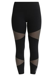 Lorna Jane Lunar Core Tights Black