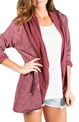 Women's Element 'Nicola' Hooded Open Cardigan