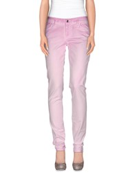 Byblos Trousers Casual Trousers Women Pink