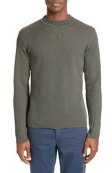Norse Projects Men's Matti Double Face Merino Wool Sweater