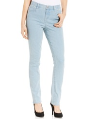 Style And Co. Tummy Control Slim Fit Jeans Sedona Wash