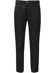 Transit Casual Trousers Black