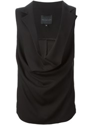 Hotel Particulier Draped Top