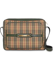 Burberry The Large 1983 Check Link Bag Yellow