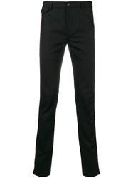 Givenchy Side Stripe Trousers Black