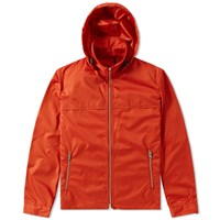 Edifice Nylon Sports Jacket Red