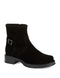 La Canadienne Georgy Waterproof Ankle Boots Black