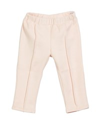 Mayoral Pleated Stretch Leggings Pink