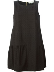 L'autre Chose Broderie Anglaise Dropped Waist Dress