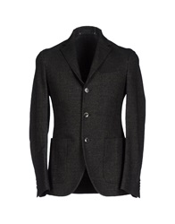 Couture Du Cuir Blazers Dark Green