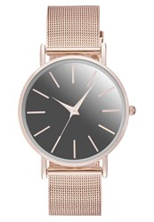 Kiomi Watch Rose Goldcoloured
