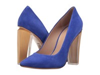 Tory Burch Silvana 105Mm Pump Jewel Blue