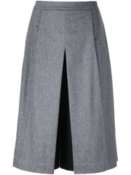 Diane Von Furstenberg 'Mallies' Short Trousers Grey