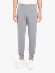 Theory Astine Wool Cashmere Joggers Grey