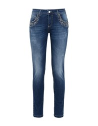 Jolie By Edward Spiers Jeans Blue