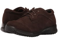 Drew Shoe Hope Brown Suede Women's Shoes