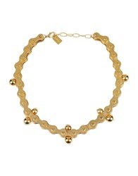 Ela Stone Jewellery Necklaces Women Gold