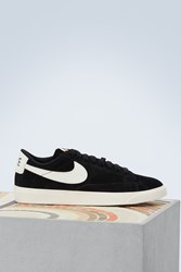 Nike Blazer Low Sneakers Black Sail