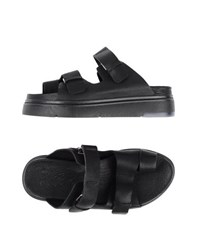 Cinzia Araia Footwear Thong Sandals Women Black
