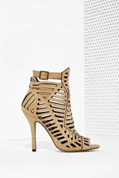 Nasty Gal Empire Cutout Bootie
