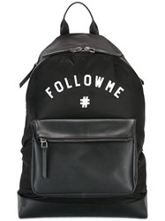 Ports 1961 Patch Backpack Black