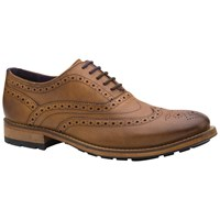 Ted Baker Guri 8 Lace Up Oxford Brogues Tan