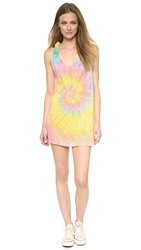 Unif Rae Dress Tie Dye