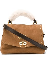 Zanellato Baby Postina Bag Brown
