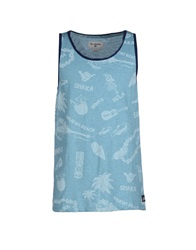 Billabong Tank Tops Lead