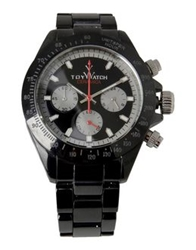 Toywatch Wrist Watches Black