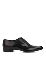 Sergio Rossi Leather Lace Up Shoes