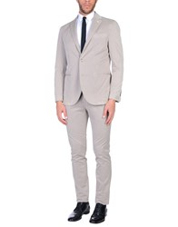 L.B.M. 1911 Suits Light Grey