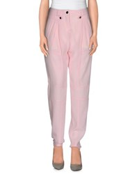 Roberto Cavalli Trousers Casual Trousers Women Pink