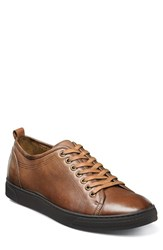 Florsheim Men's Forward Lo Sneaker Cognac Leather