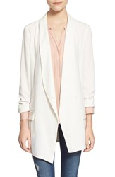 Women's Leith Long Tuxedo Blazer