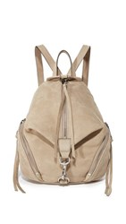 Rebecca Minkoff Medium Julian Backpack Sandstone