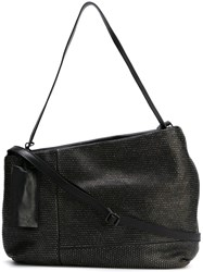 Marsell Marsa Ll Studded Shoulder Bag Black
