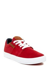 Supra Stacks Vulc Ii Sneaker Red