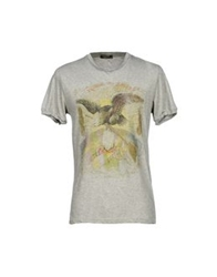 Romeo Y Julieta T Shirts Grey