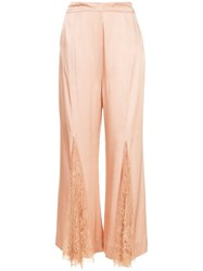 Alice Mccall Run To You Trousers Pink And Purple