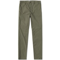 Norse Projects Aros Light Twill Chino Green
