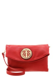 Lydc London Clutch Red