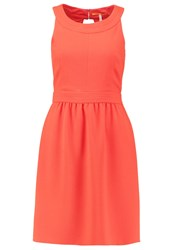 Boss Orange Akaty Cocktail Dress Party Dress Rot Red